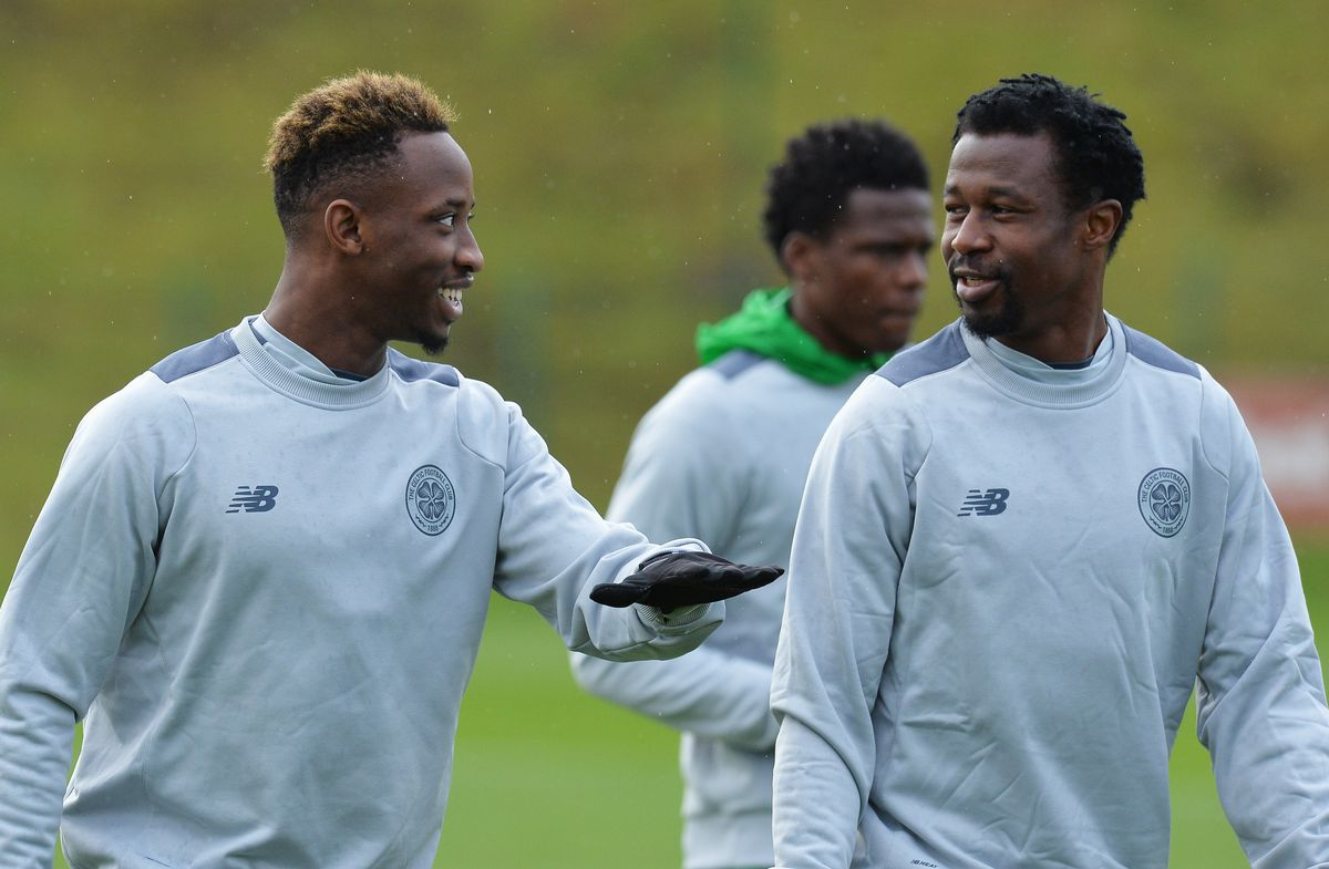 Celtic Training and Press Conference