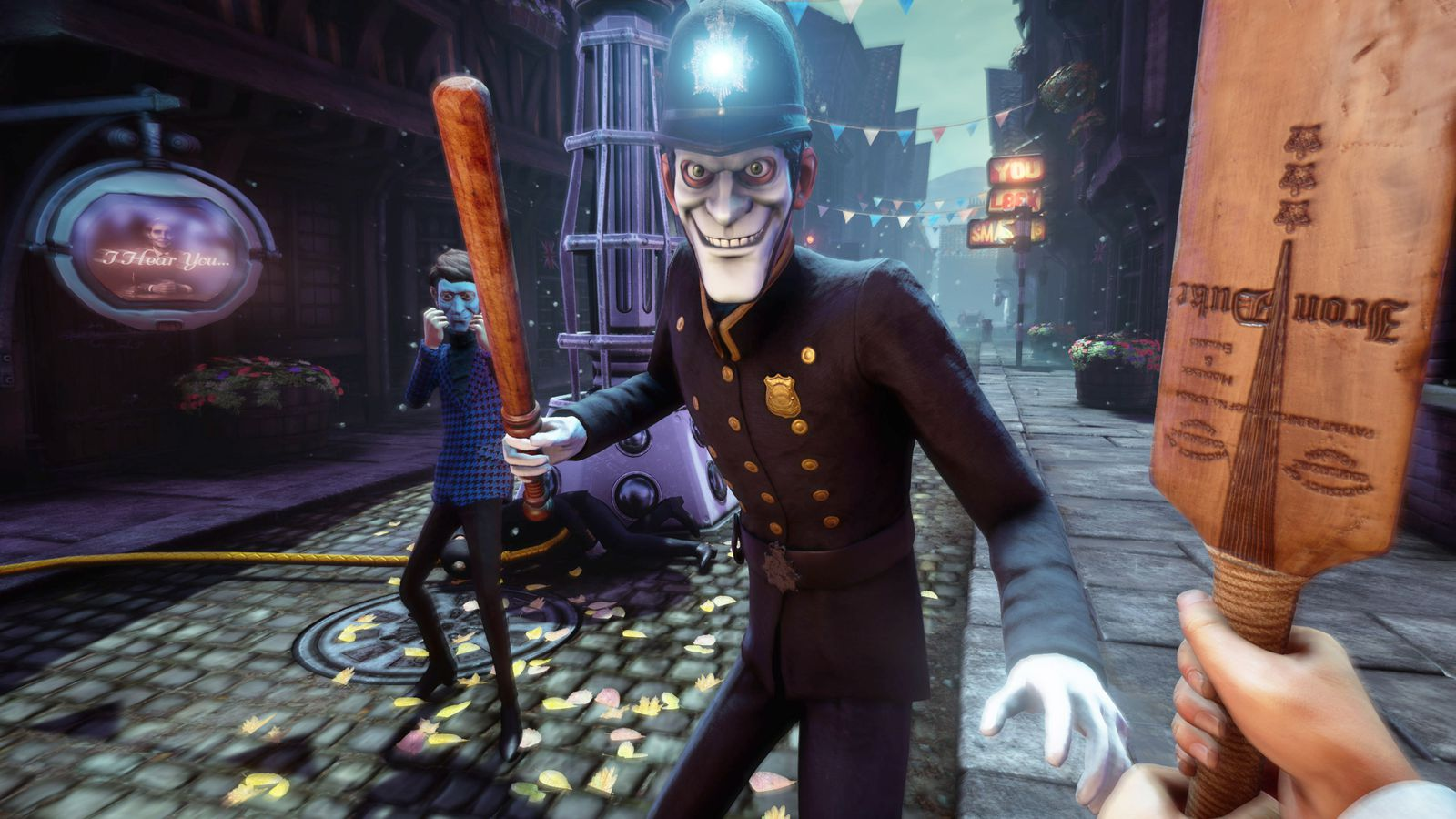 Drug Fueled Survival Game We Happy Few Hits Retail Next