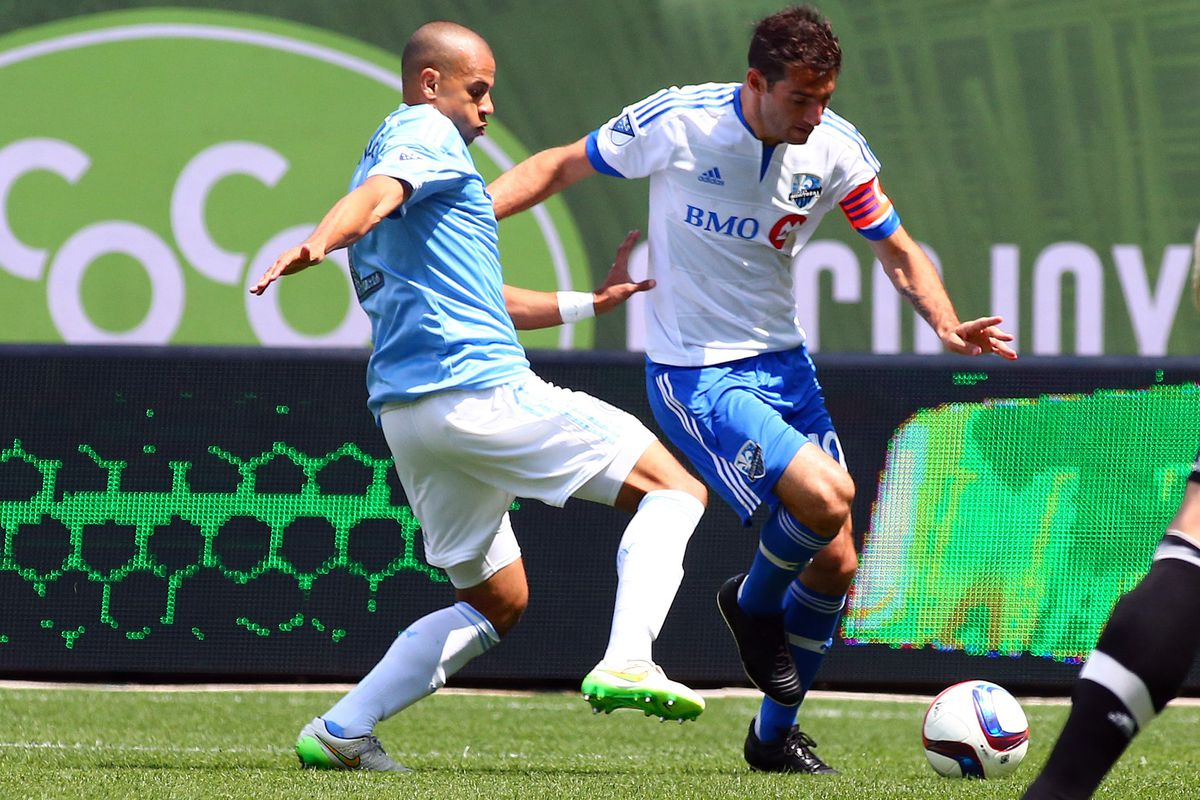 New York City FC and Montreal Impact square off tonight in a Preseason match