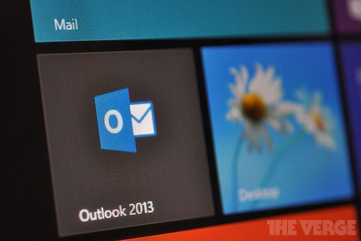 Windows Rt 8 1 Update To Include Outlook 2013 Rt Desktop