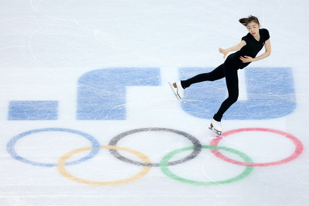 Yuna Kim is the defending gold medal champion.