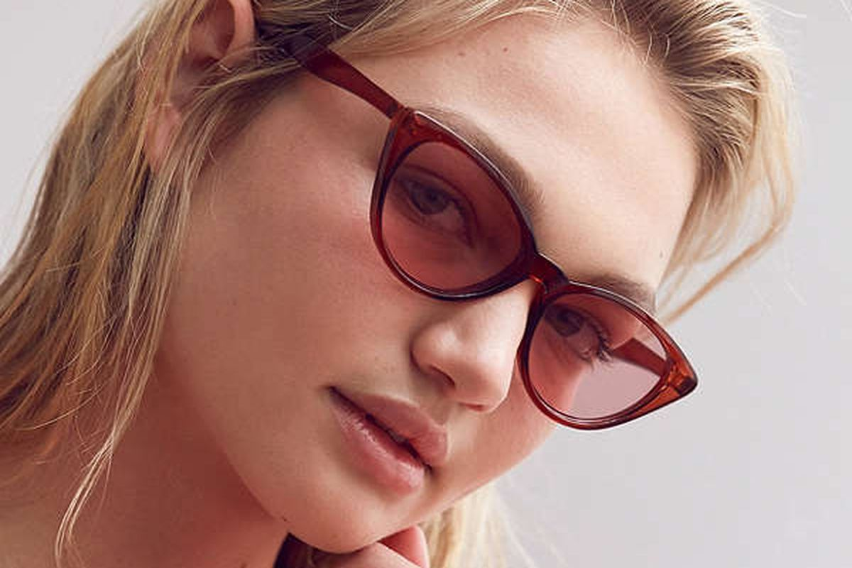 4293569e78 You re Going to See These Cat-Eye Sunglasses Everywhere This Summer ...