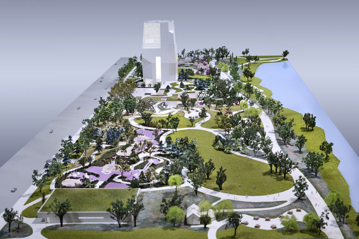 Nike gives $5 million for Obama Presidential Center athletic/conference building in Chicago