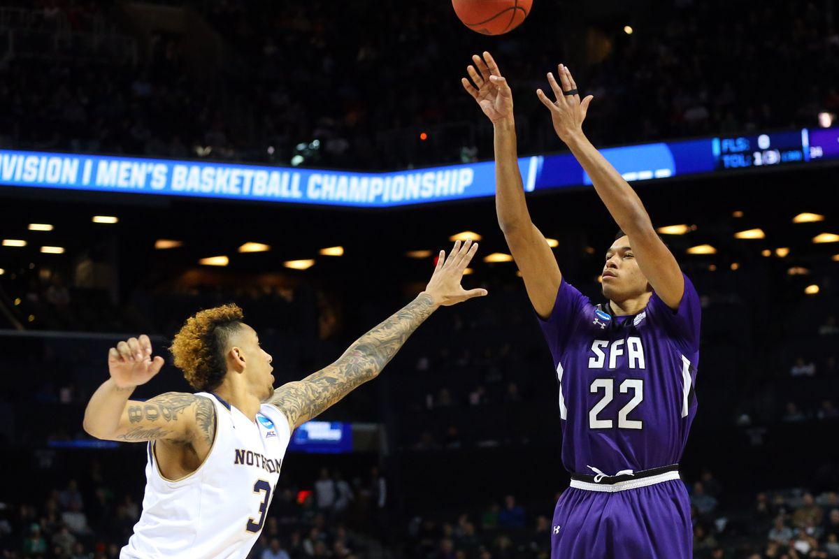 NCAA Basketball: NCAA Tournament-Second Round-Notre Dame vs Stephen F. Austin