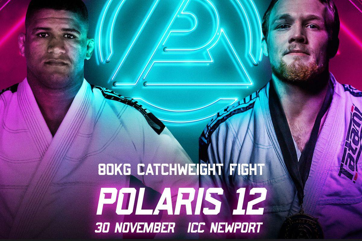 Gilbert Burns vs. Tommy Langaker set for Polaris 12