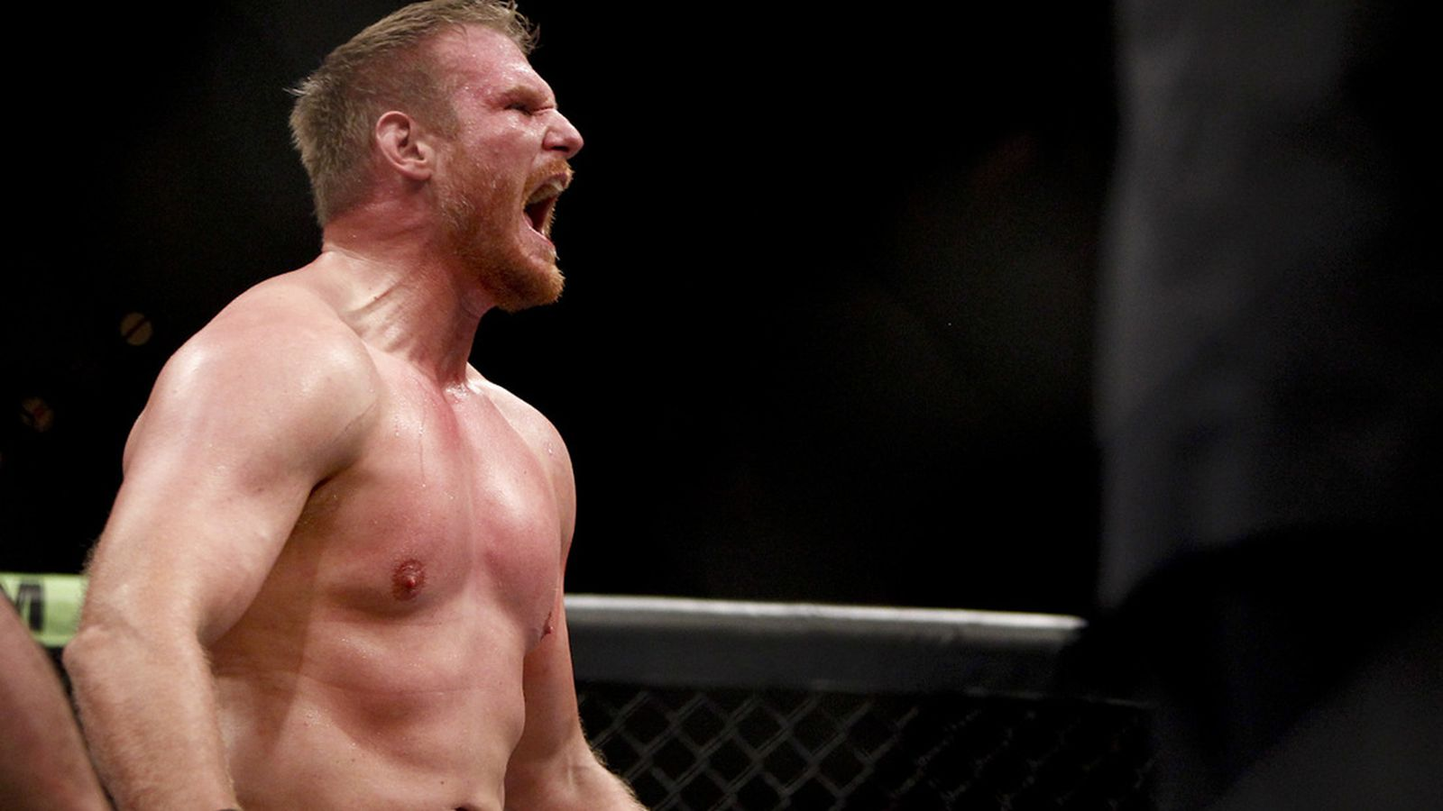 Strikeforce: Josh Barnett vs. Daniel Cormier Set For May ...