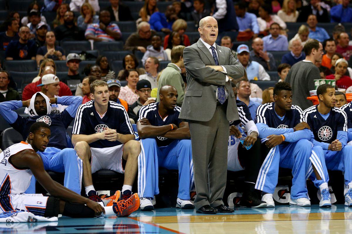 The Charlotte Bobcats