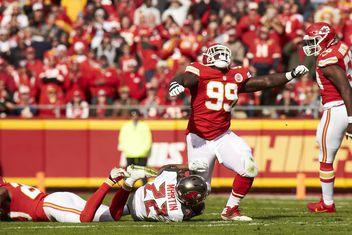 Bennie Logan News Stats Photos Kansas City Chiefs