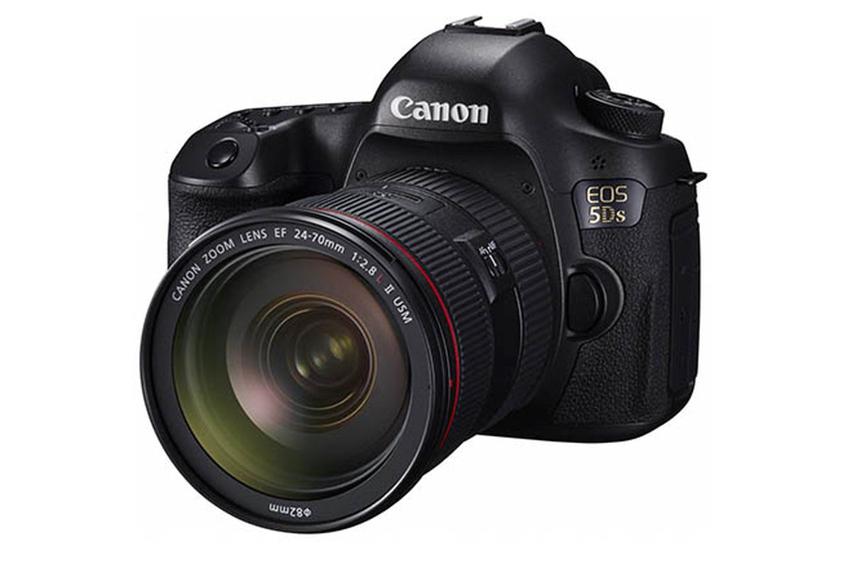 Canon\'s 50-megapixel EOS 5DS is the highest-resolution full-frame ...