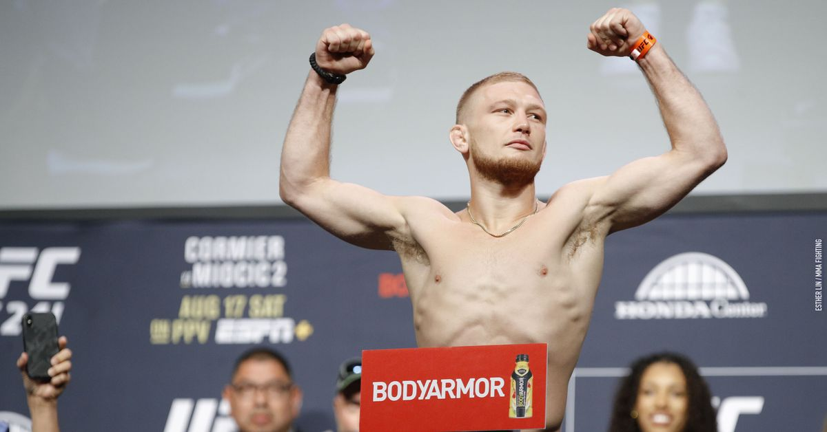 Casey Kenney gets quick turnaround, faces Nathaniel Wood at UFC 254