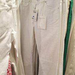 Acne jeans, $128