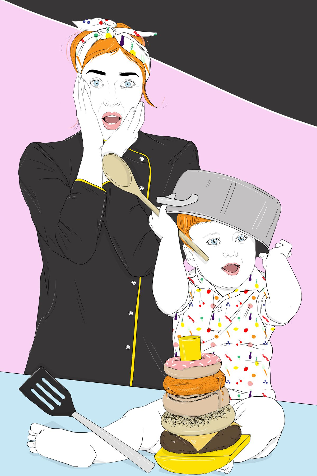 Escaping The Restaurant Industry S Motherhood Trap Eater