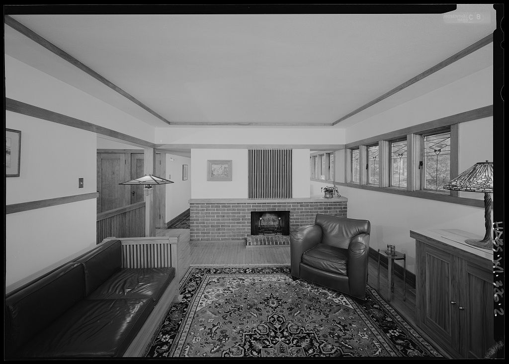 Living room of a System-Built home