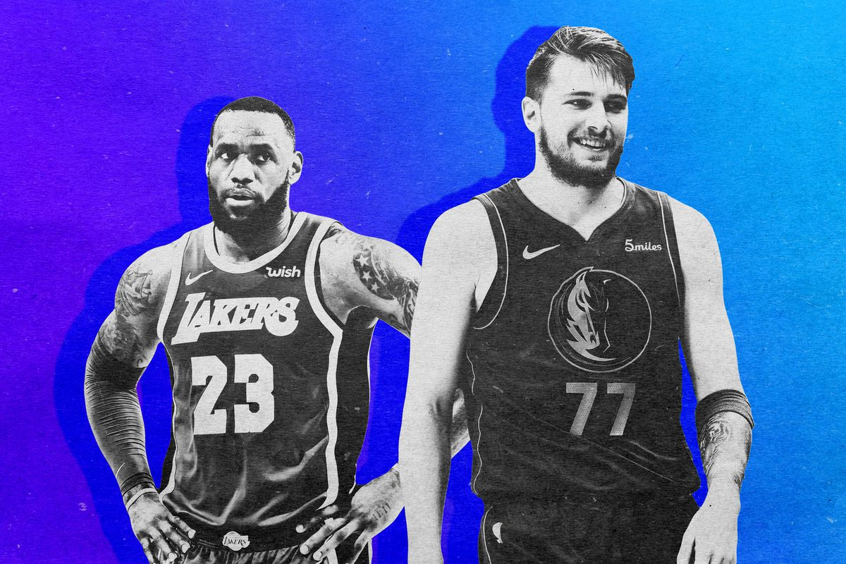 dafde000d8a4 LeBron James and Luka Doncic Have What They Need to Succeed - The Ringer
