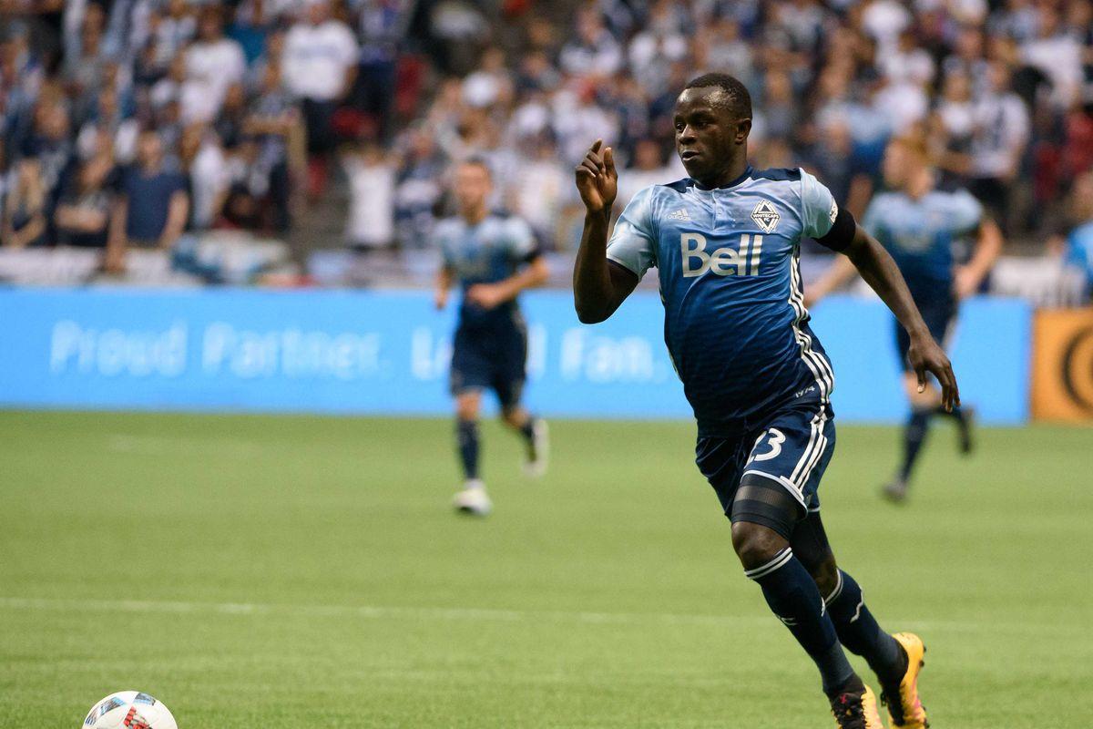 MLS: New England Revolution at Vancouver Whitecaps FC