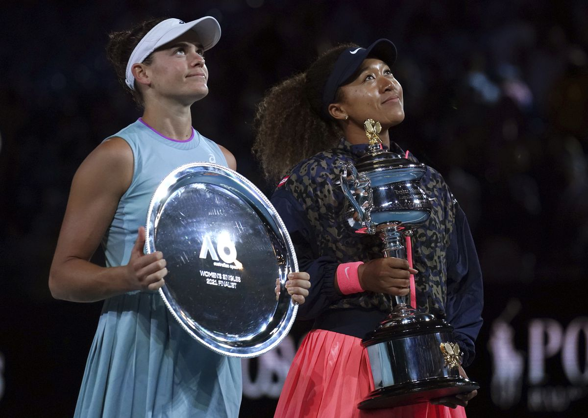 Naomi Osaka wins Australian Open, stays perfect in Grand Slam finals 2