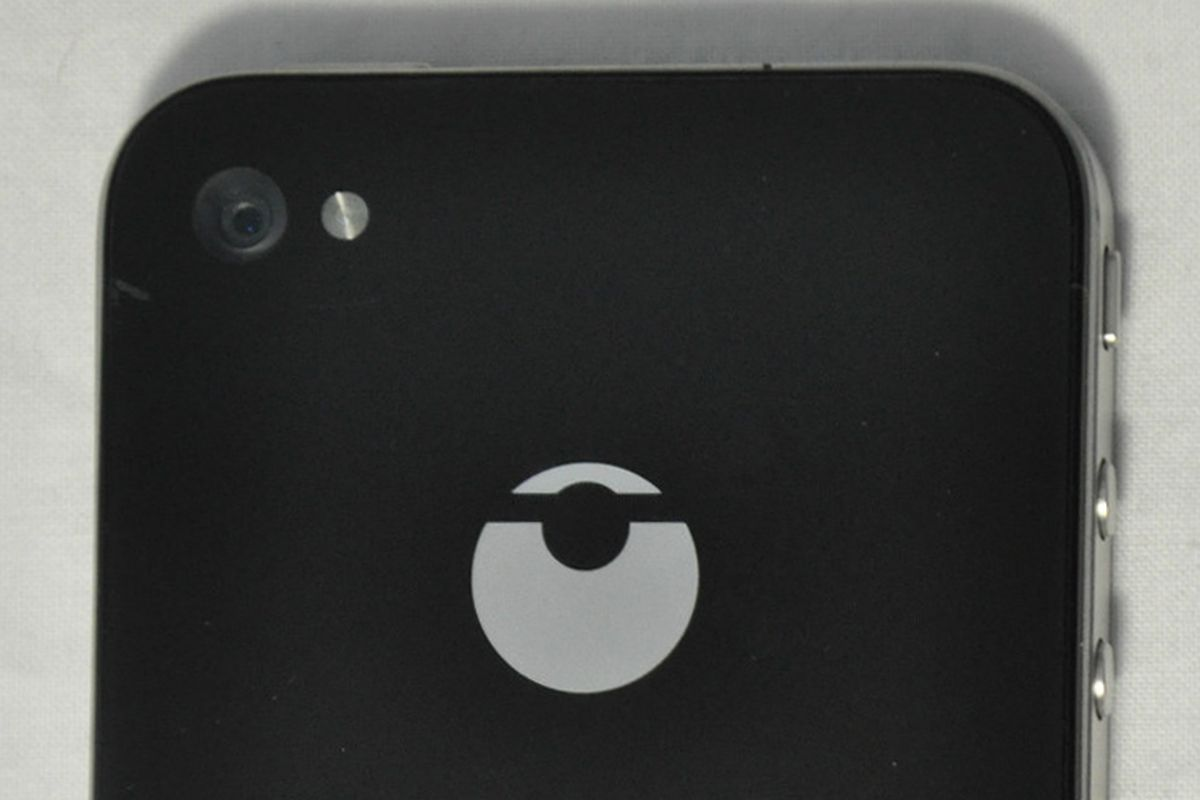 Iphone 4 Prototype With Poké Ball Like Logo Spotted On Ebay Update