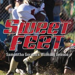 """One year after her father posted her little league football highlights on YouTube, 10-year-old Samantha Sweet Feet Gordon is the subject of a book that recaps her memorable season. She appeared in her own Super Bowl commercial, ESPN, """"Good Morning America"""" and other national media outlets. The athletic girl from Herriman even got her own Wheaties box."""
