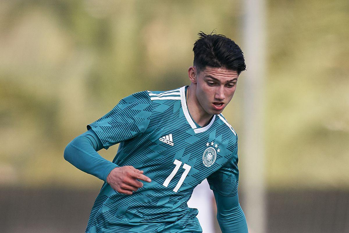 Germany U16 v Germany U17 - Friendly