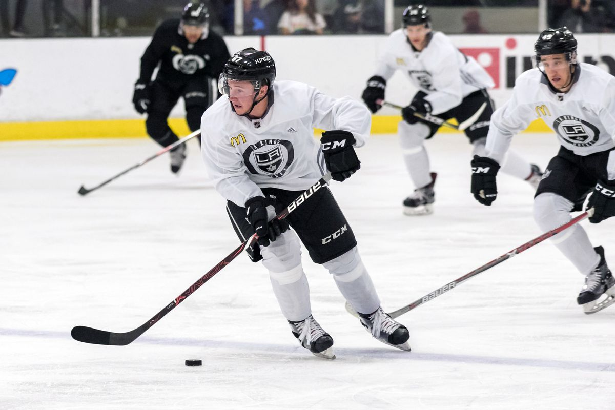 Four Los Angeles Kings prospects participate in annual Canada/Russia faceoff