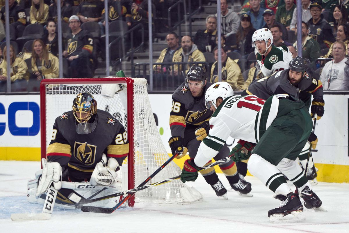 Three Things We Learned Monday Matinee Victory In Vegas Hockey