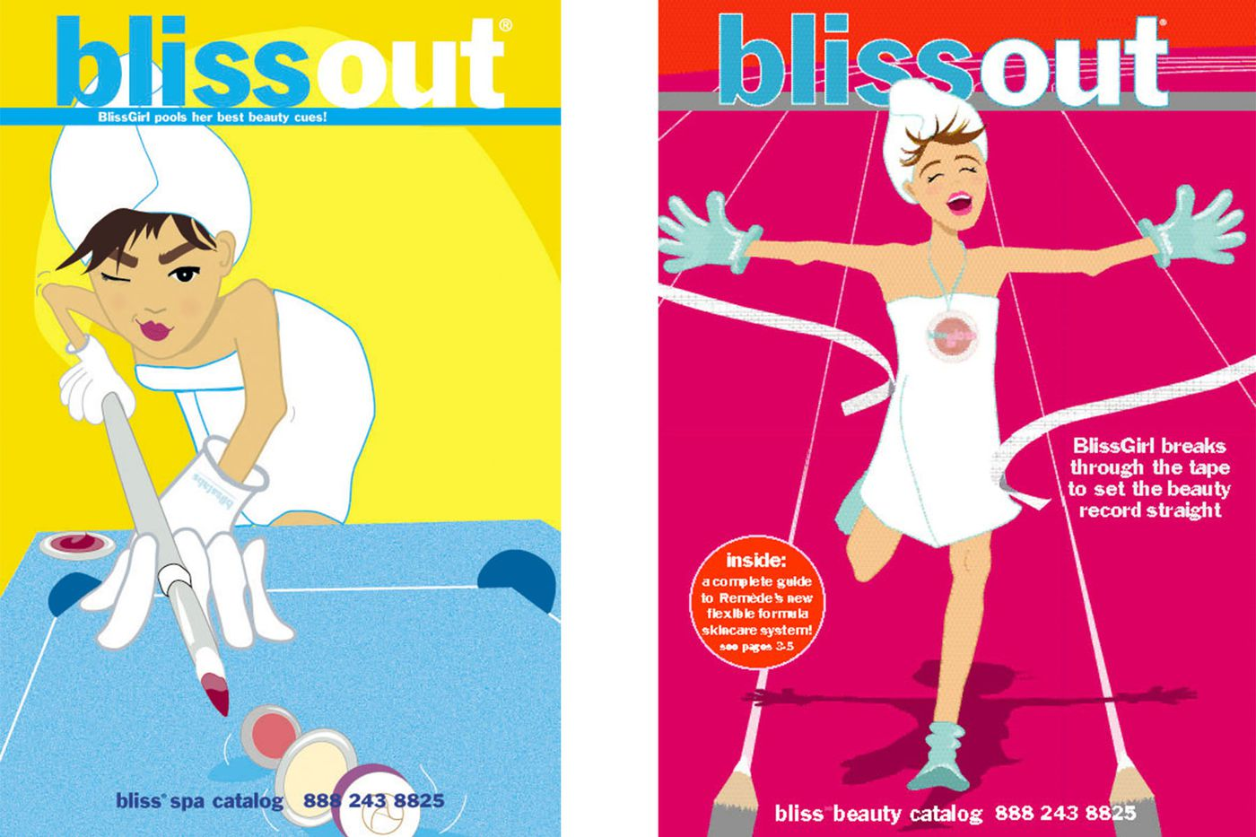 Bliss Gets a Makeover and Huge Price Decrease After 20 Years