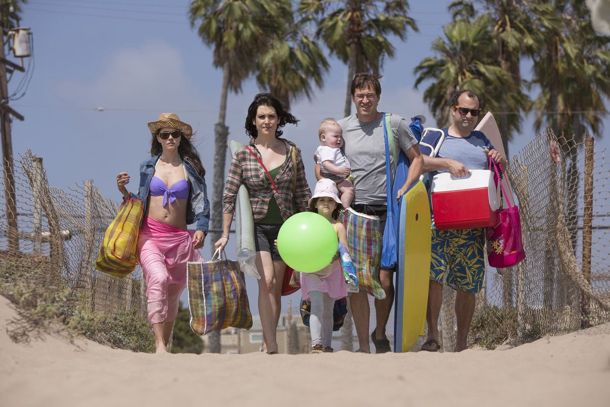 The best reason to watch Togetherness is for its terrific ensemble cast.