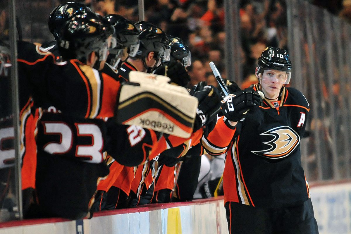Picking up some Ducks will have you celebrating during the fantasy playoffs - Photo Credit