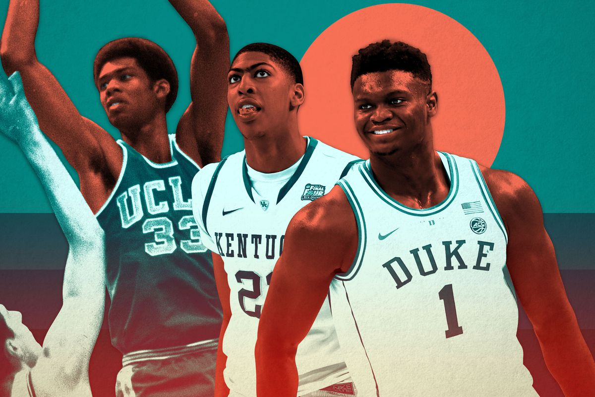 watch 74ba8 3b07e March Madness 2019: Zion Williamson Could Join the Triple ...