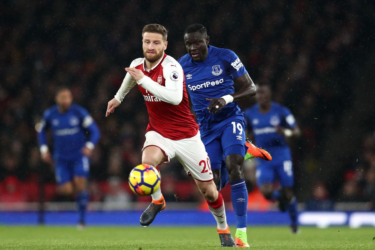 Statistical Analysis: Oumar Niasse's role at Everton - Royal