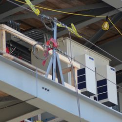 2:34 p.m. Component in the video board structure -
