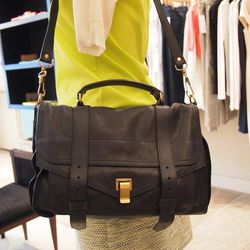 Proenza Schouler Large Leather PS1, $1,995