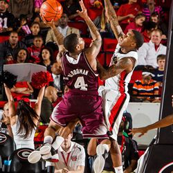 A tough inaugural season for Rick Ray, but an early SEC win for the young Bulldogs