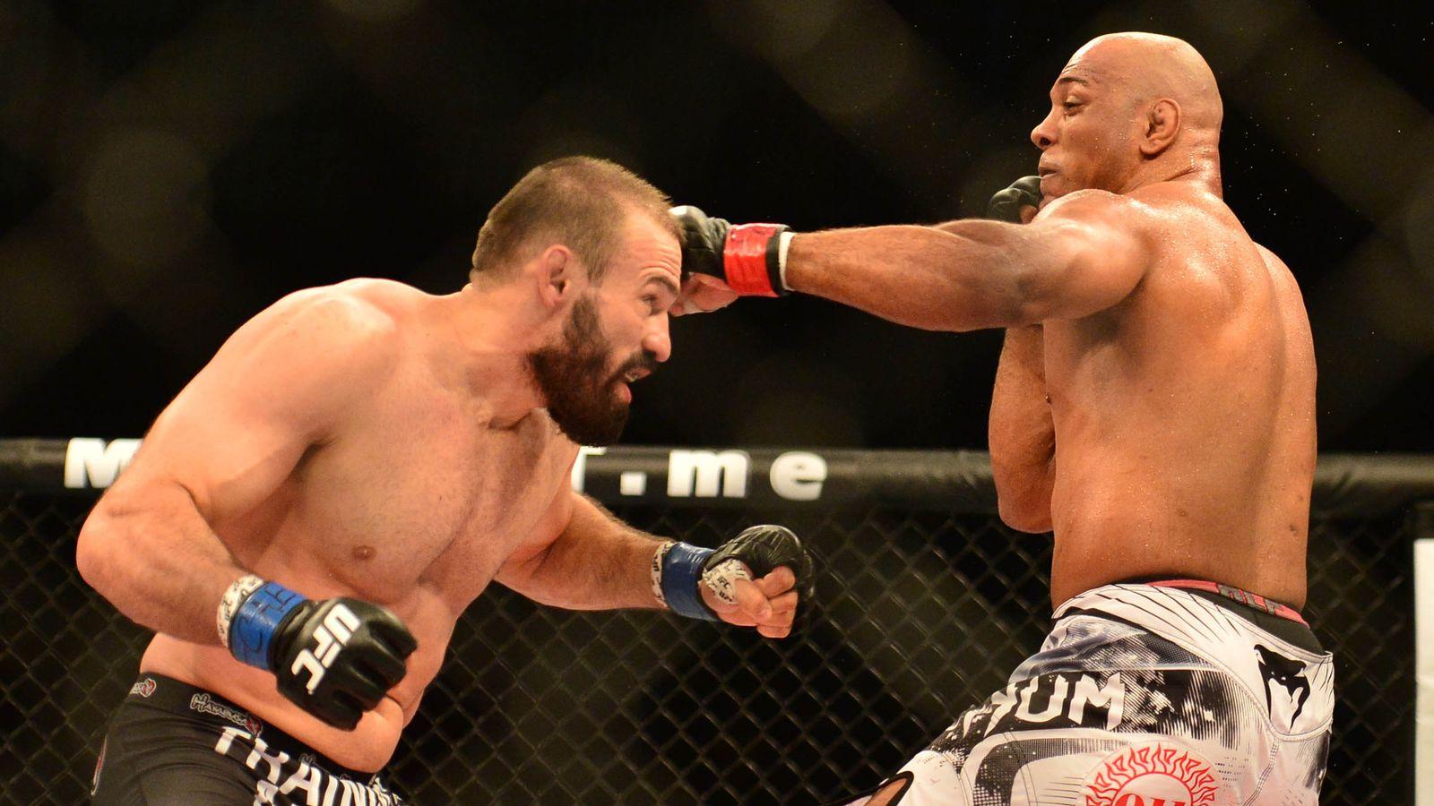 Predicciones UFC Fight Night 86 Rothwell vs dos Santos