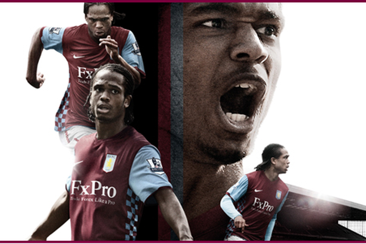 Nathan Delfouneso Writes The Future (official press release photo from avfc.co.uk)