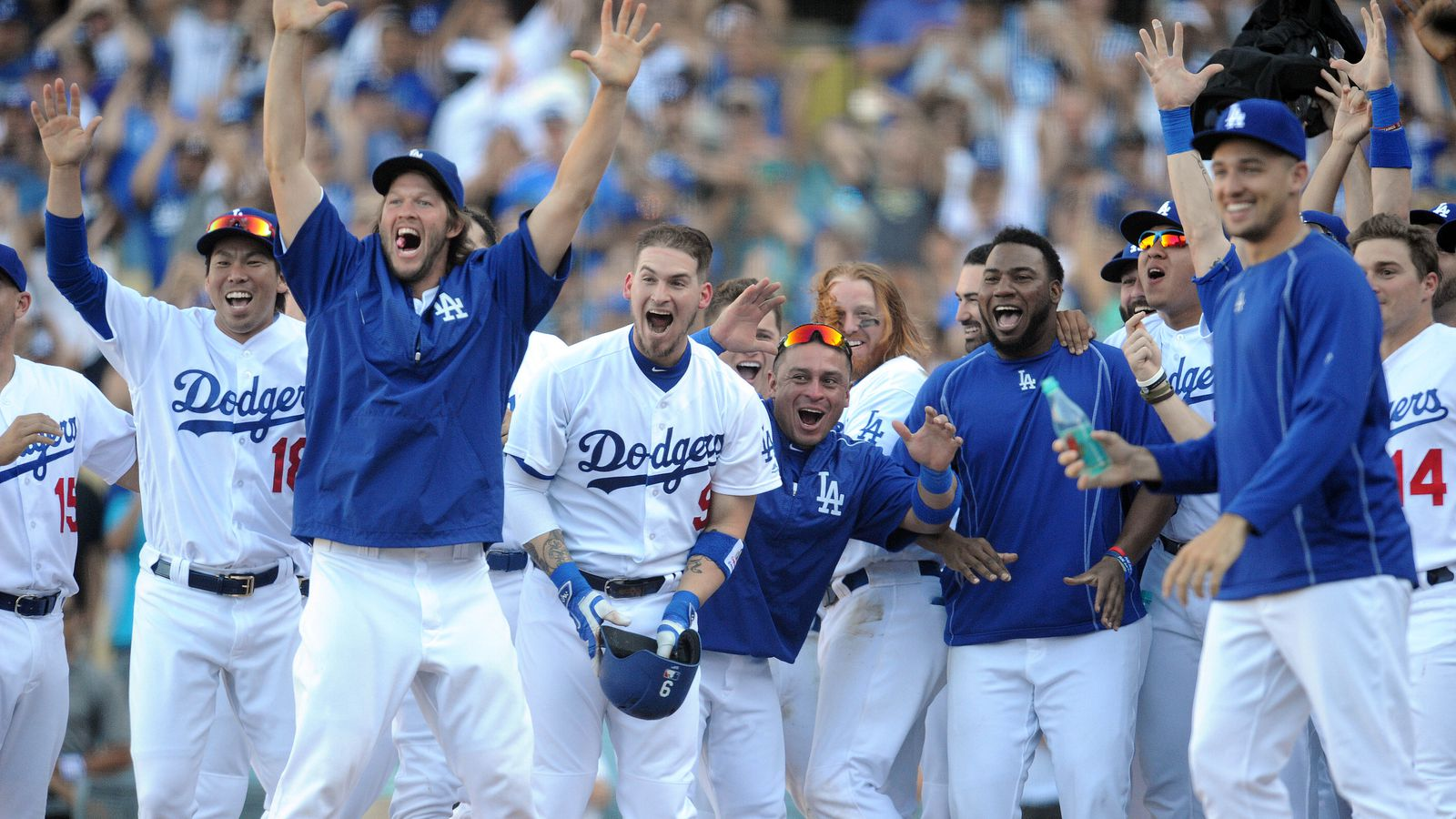 Visit ESPN to view the Los Angeles Dodgers team schedule for the current and previous seasons