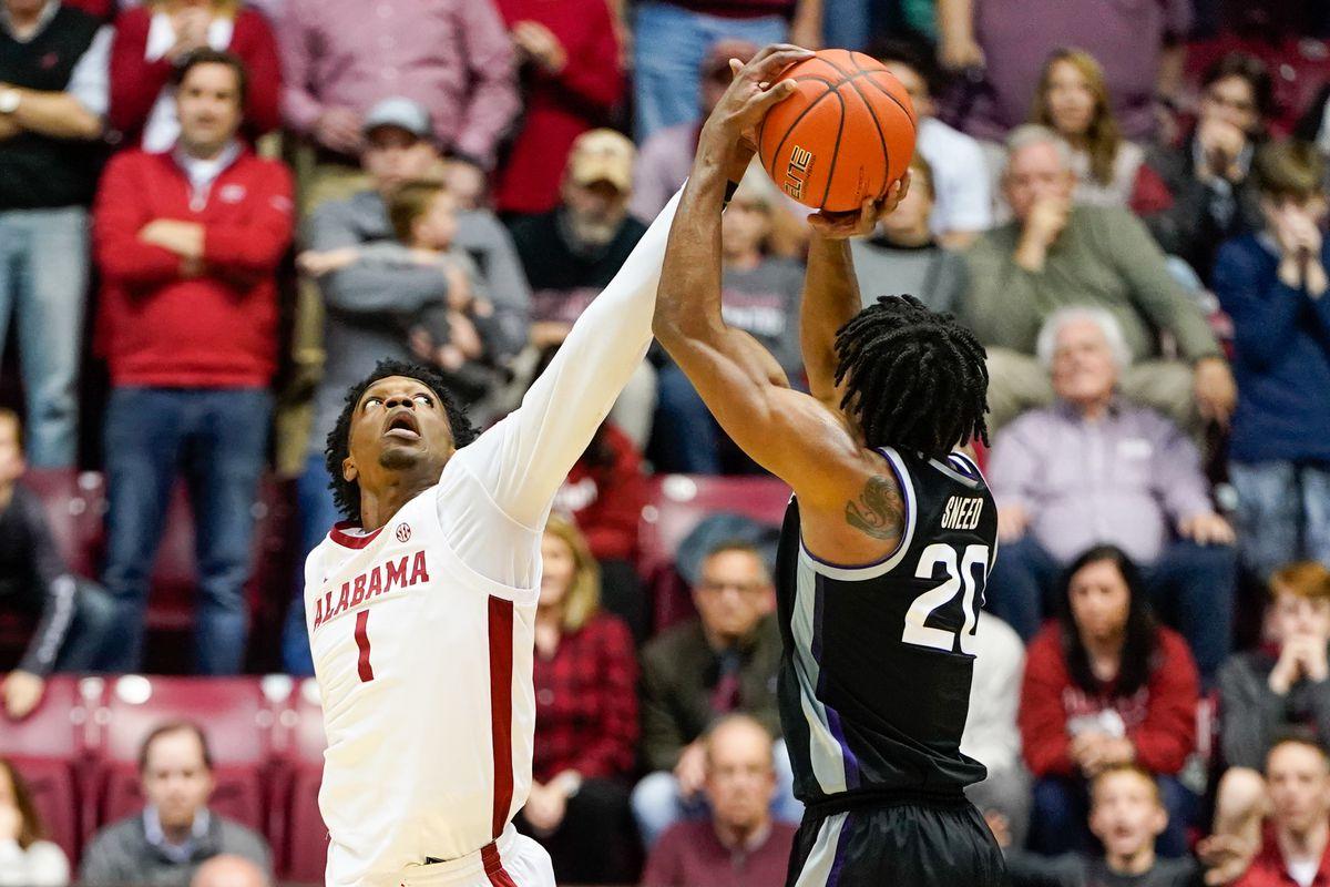 NCAA Basketball: Kansas State at Alabama