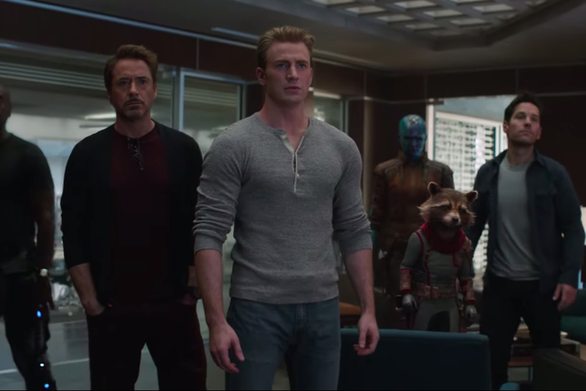 Avengers Endgame Rereleased To Theaters This Week With New Scene