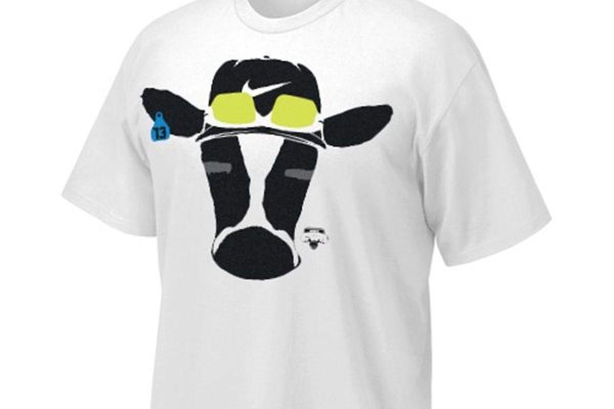 Mooooooove on over, human players, cows are the next great baseball players