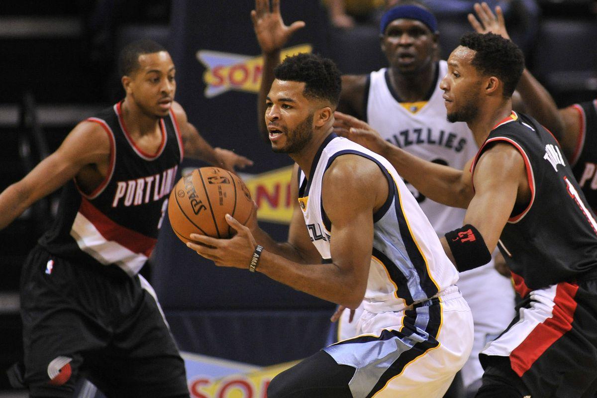 Trail Blazers' Defense Makes the Difference in Memphis ...