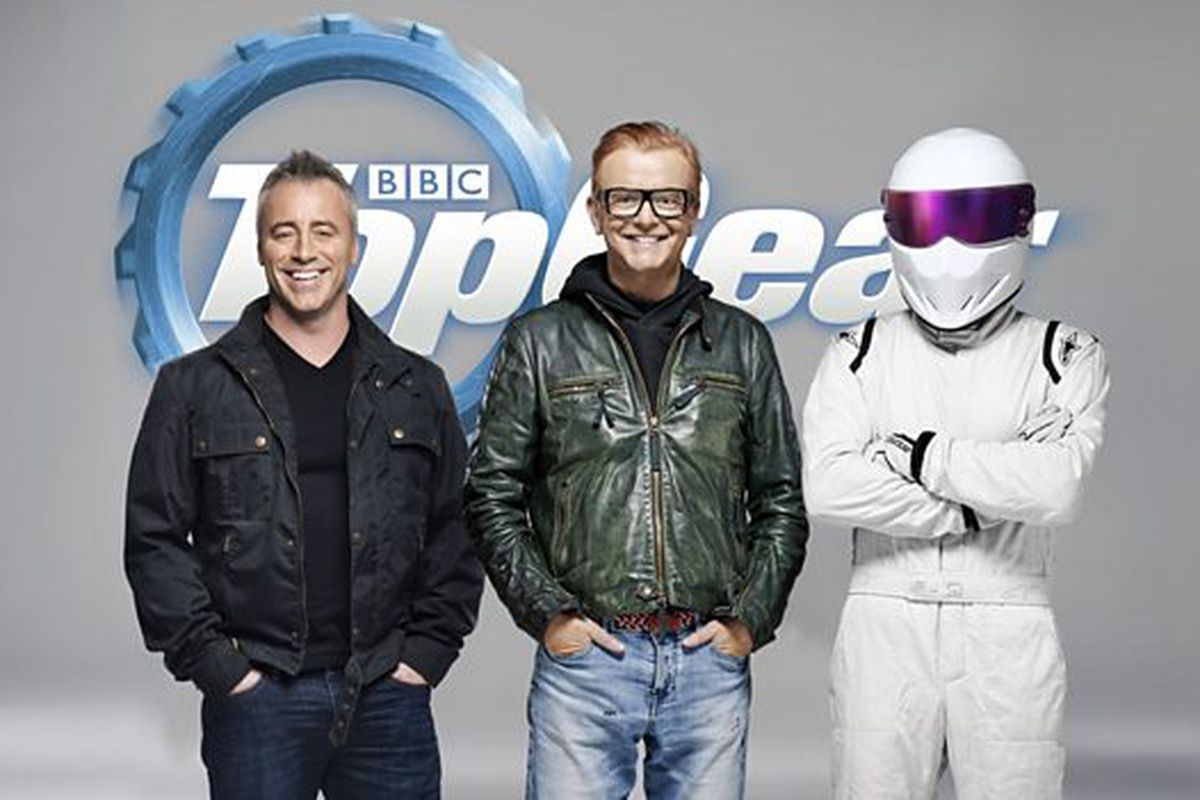 Top Gear's new co-host will be Joey from Friends - The Verge