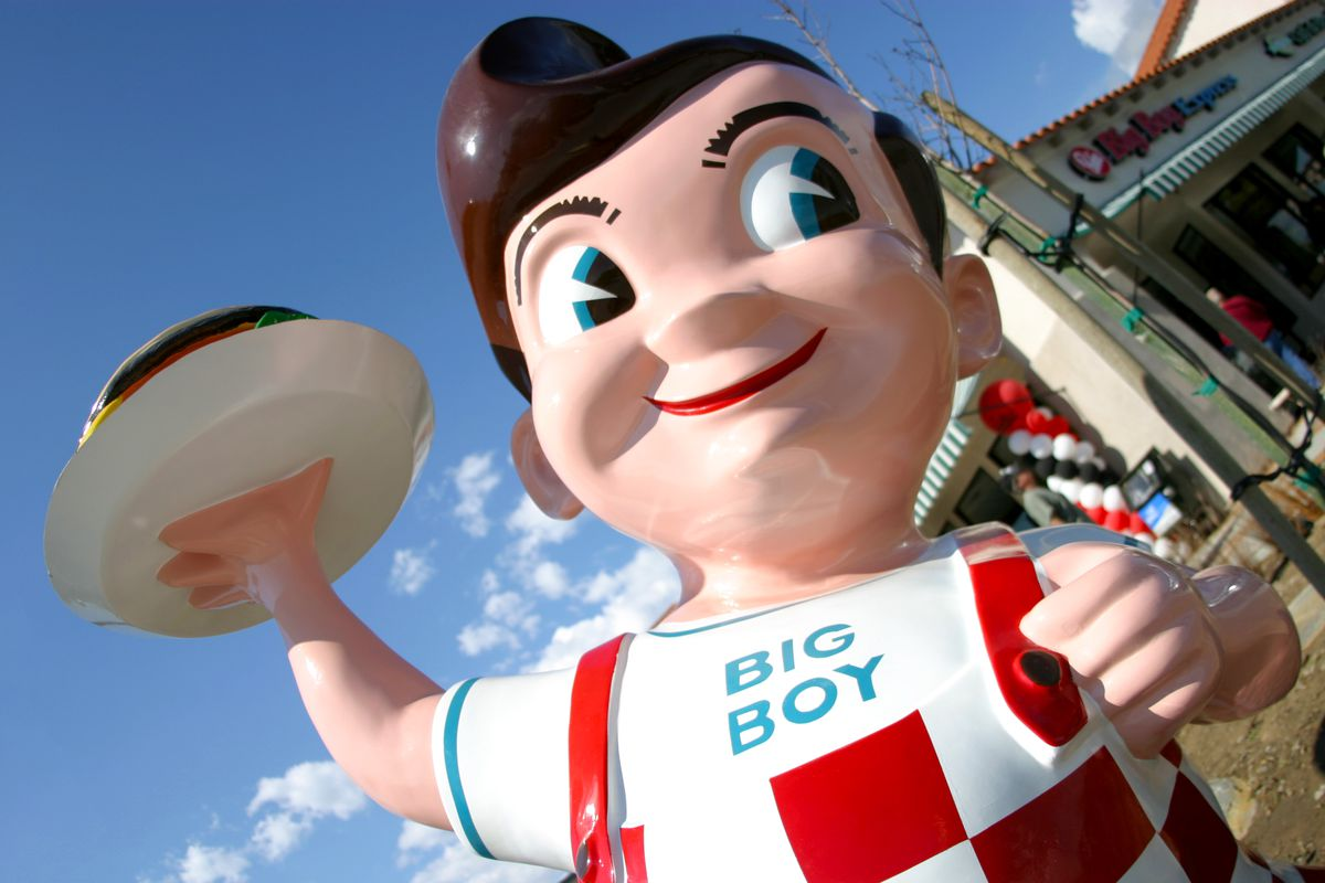 Big Boy Restaurants Are Trying To Make A Comeback With A