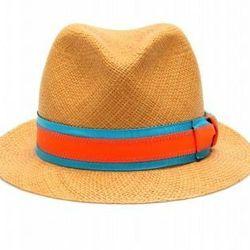 """<a href=""""http://www.mytheresa.com/us_en/bristol-straw-fedora-hat.html?quid=61029863468S1086032T&gkid=490988980""""> Rag and Bone Bristol straw fedora</a>, $275 mytheresa.com"""