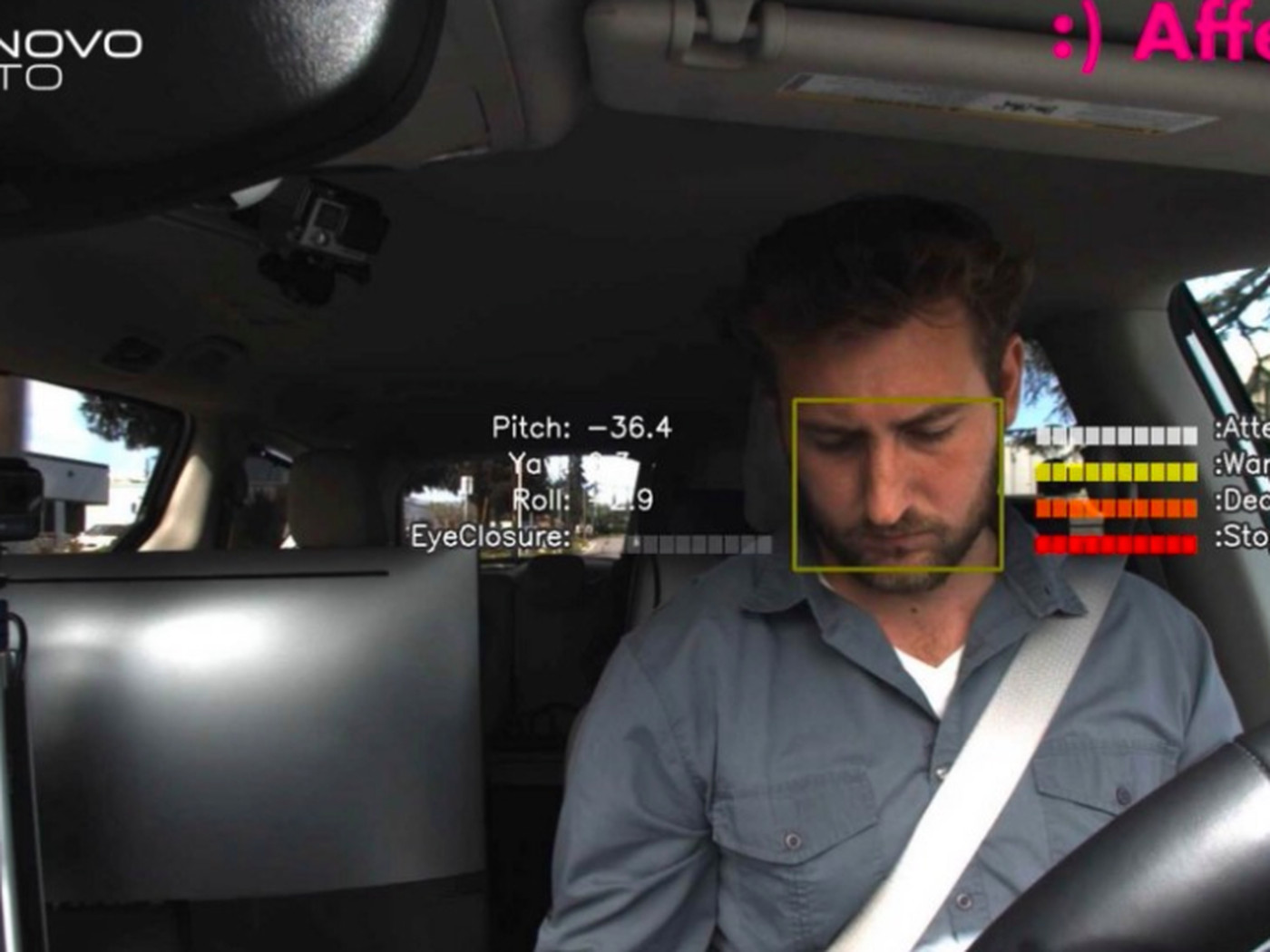 We need self-driving cars that can monitor our attention along with