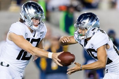 NCAA Football: Oregon at California