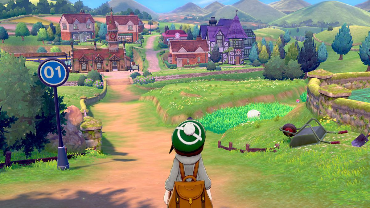 Everything We Know About Pokemon Sword And Pokemon Shield Polygon
