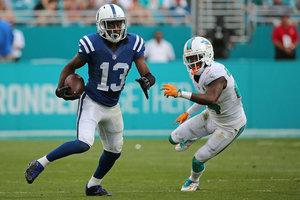 7a6c87a7 Keys to the Game: Miami Dolphins vs. Indianapolis Colts - Stampede Blue