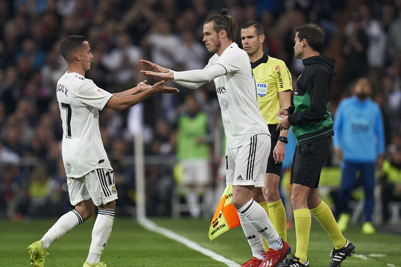 Lack of right wingers creates more problems for Real Madrid
