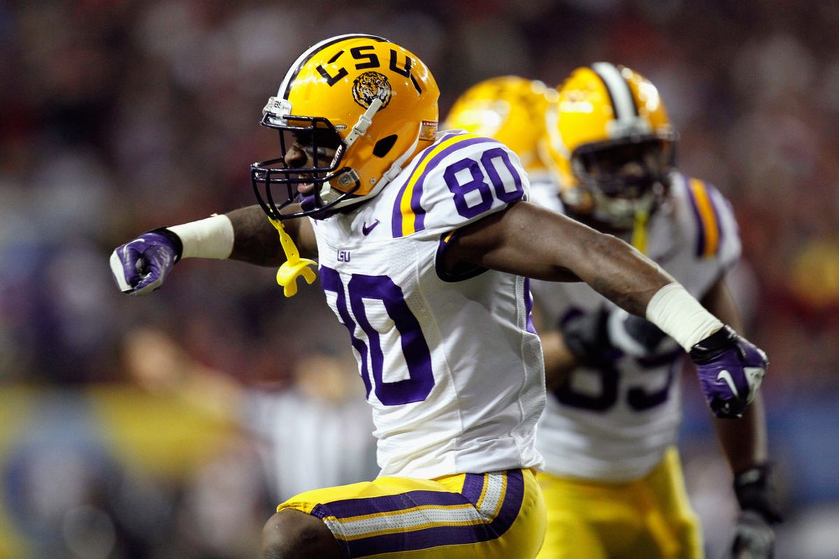 Jarvis Landry is a legitimate playmaker that can be had in the 2nd round