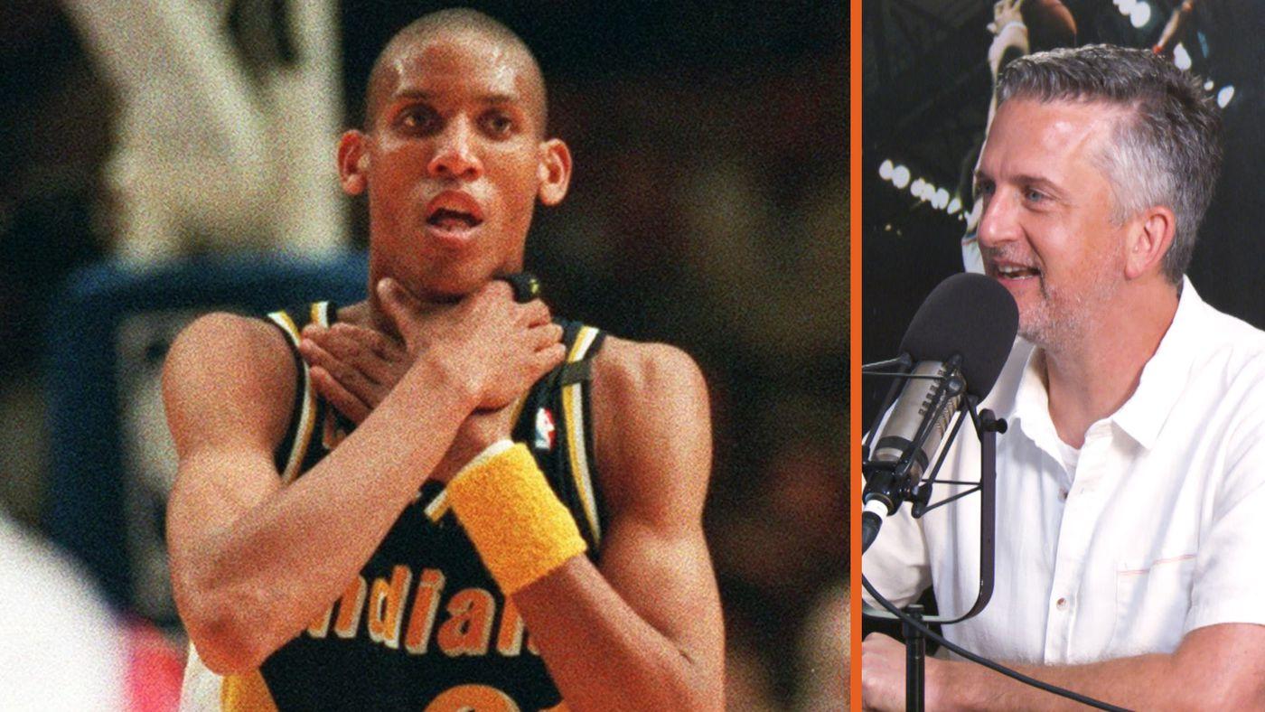 'Bill Simmons's Book of Basketball 2.0': Was Reggie Miller a Superstar?